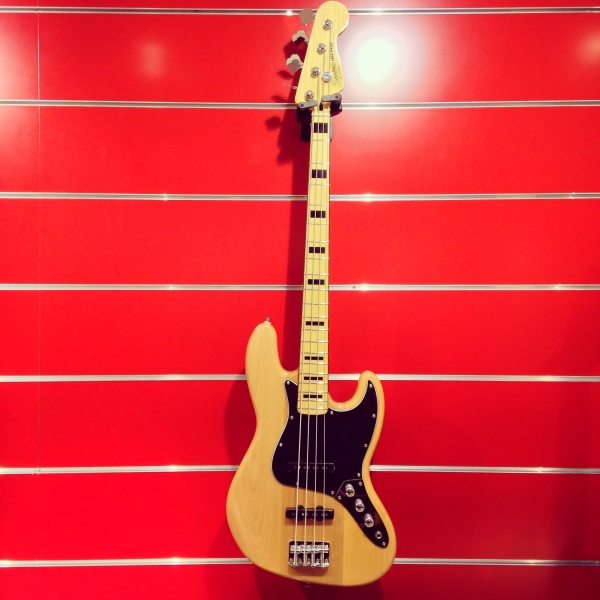Squier Vintage Modified Jazz Bass 70´s