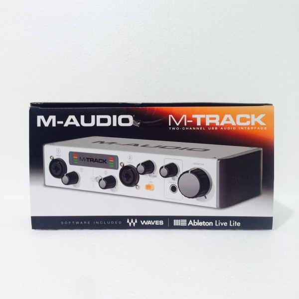 M-audio M-track II